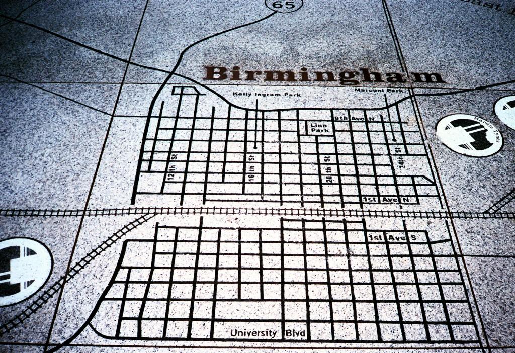 bham map