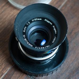 Nikon 50mm f2 AI'd-Square